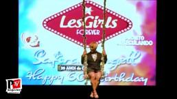 Les Girls forever al compleanno Safira BengelSafira Bengel