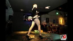 Miss Rome Queen - Spettacolo di Tamara Strange