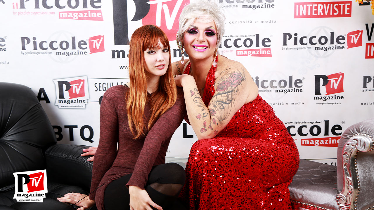 Intervista a Nanà Saturno - Vincitrice di Miss Drag Queen Triveneto 2019