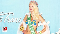 Video intervista a Nicoletta Das Neves, Miss Trans Estate 2019