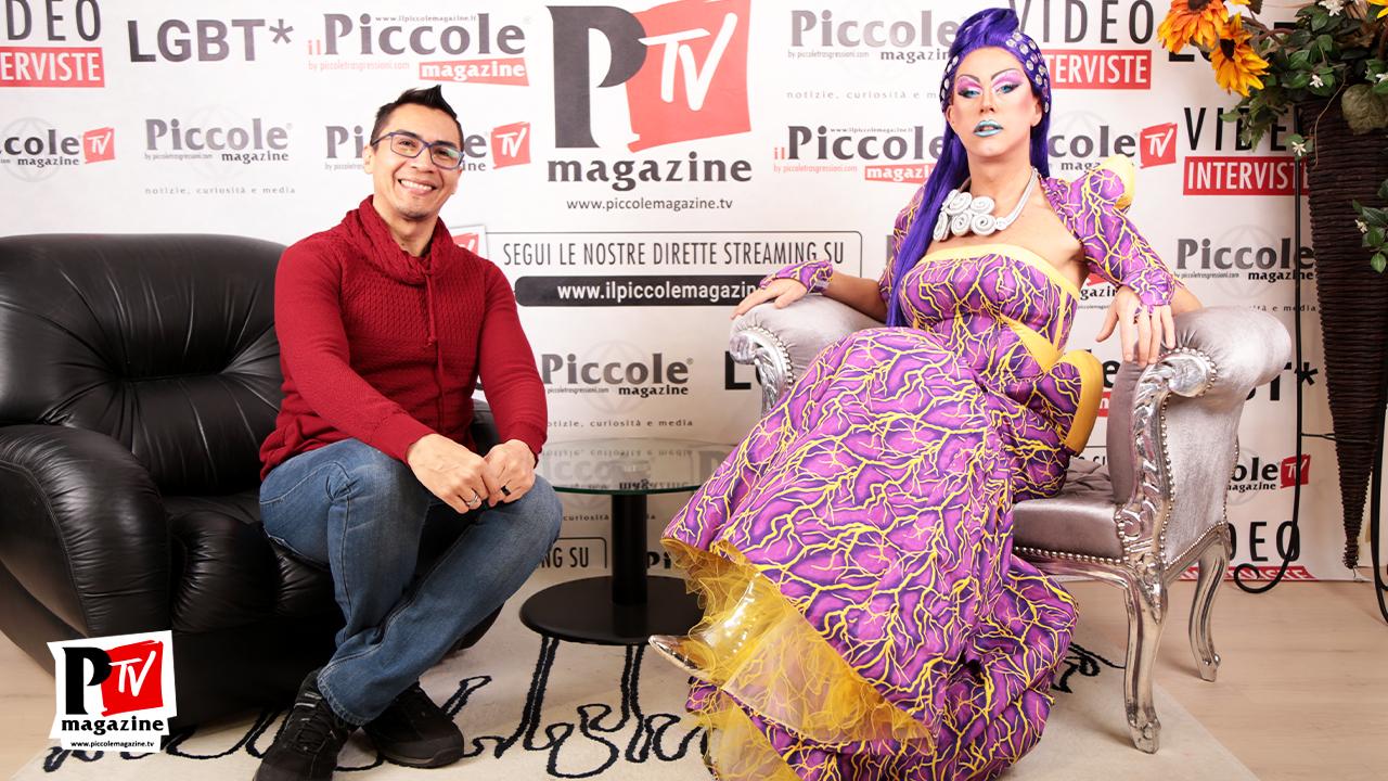 Intervista alla Drag Queen Magda Aliena DJ - Organizzatrice di Miss Alternative