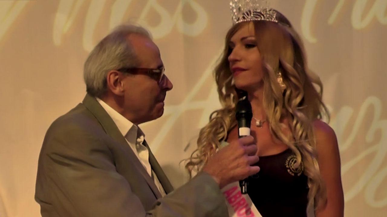 Intervista a Selena Gherardi al Miss Trans Abruzzo 2017